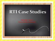 RTI Case Studies