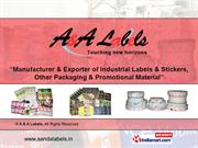 Industrial Labels By A & A Labels New Delhi