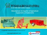 Disc Harrows By Punjab Agro Sales Karnal (India) Karnal