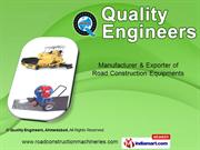 Bitumen Sprayer/ Distributer By Quality Engineers, Ahmedabad Ahmedabad