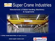 Cranes & Hoists Control Panel By Super Crane Industries Pune