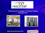 Steel Storage Tanks By Acme Process Systems Pune