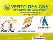 Brochure Designing By Verto Designs Pune