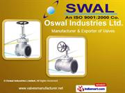 Gate Valves By Oswal Industries Limited Mumbai