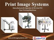Printing Machines By Print Image Systems Pune