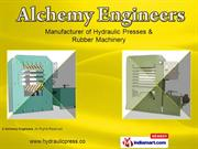 Hydraulic Presses By Alchemy Engineers