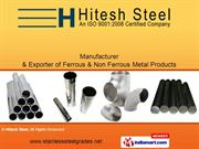 Stainless Steel 321 By Hitesh Steel Mumbai