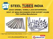 Metal Alloy Forged Pipe Fittings By Steel Tubes India Private Limited,