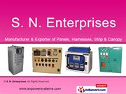 Fabricated Genset Canopy By S. N. Enterprises Pune