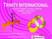 Polyster Multileg Sling By Trinity International, Chennai Chennai