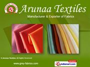 Finished Cotton Fabrics By Arunaa Textiles Coimbatore