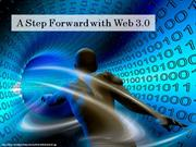 A Step Forward with Web 3.0