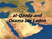al-Qaeda & bin Laden