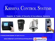 Cctv Camera By Krishna Control Systems Delhi