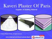 Building Construction Materials By Kaveri Plaster Of Paris Bengaluru