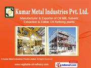 Oil Mill By Kumar Metal Industries Private Limited Thane