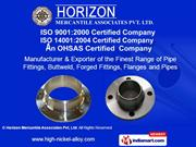 Stainless Steel By Horizon Mercantile Associates Pvt. Ltd Mumbai