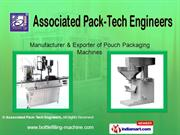 Automatic Bottle Rinsing Filling And Capping Machine By Associated