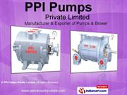 Roots Blowers By Ppi Pumps Private Limited Ahmedabad