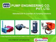 Industrial Pumps By Pump Engineering Company Private Limited Ahmedabad