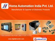 Design & Development Services By Home Automation India Private Limited