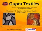 Dhurries And Rugs By Gupta Textiles Panipat
