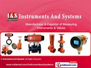 Industrial Pressure Transmitters By Instruments And Systems Dehradun