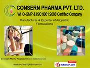 Sedative Hypnotics By Consern Pharma Private Limited Ludhiana