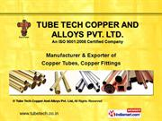 Copper Coils By Tube Tech Copper And Alloys Pvt. Ltd. Thane