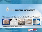 Talc Powder By Saibaba Mineral Industries Udaipur
