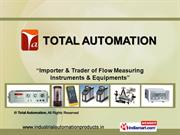 Measuring Instrument & Equipment By Total Automation Pune