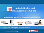 Measurement Trainer By Unitech Scales And Measurements Pvt. Ltd