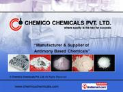 Sodium Antimonate By Chemico Chemicals Pvt. Ltd New Delhi