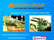 Steel Re-Rolling Mills By Ashoka Gears (Rolling Mills Unit) Noida