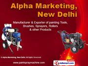 Wall Putty Sprayers By Alpha Marketing, New Delhi New Delhi