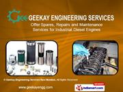 Diesel Engine Spare Parts By Geekay Engineering Services Navi Mumbai