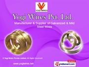 Galvanised Wire By Yogi Wires Private Limited Pune