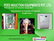 Induction Melting Furnaces By Pees Induction Equipments Pvt. Ltd.