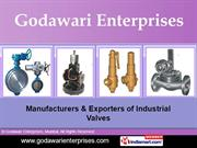 Pressure Valves By Godawari Enterprises, Mumbai Mumbai