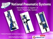 4 Piller Guided Moving Platten By National Pneumatic Systems Thane