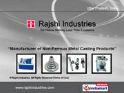 Sand Castings By Rajshi Industries Rae Bareli