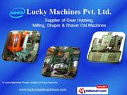 Drilling Machines By Lucky Machines Private Limited Faridabad