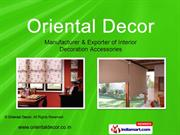Outdoor Awings By Oriental Decor Pune