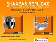 Medieval Body Armour By Shaabas Replicas Mumbai