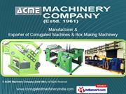 Ancillary Machinery For Printing Press By Acme Machinery Company