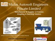 Batching System (Steel) By Midas Autosoft Engineers Private Limited