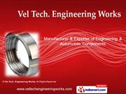 Automotive Flanges By Vel Tech. Engineering Works Chennai
