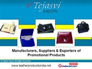Leather Ladies Wallets By Tejasvi Export Mumbai