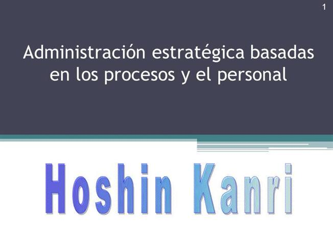 Organizational alignment via policy deployment or hoshin planning.