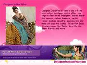 Latest Designer Collection of Indian Wear Online1